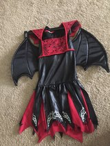 Bat Costume for Girls with wings in Shorewood, Illinois