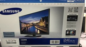 "REDUCED Barely Used Samsung 24"" LED TV in Tomball, Texas"