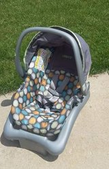 carseat and stroller in Naperville, Illinois