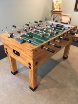 Foosball Table in Shorewood, Illinois