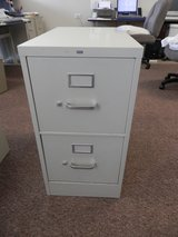 2 Drawer HON Filing Cabinet in Shorewood, Illinois