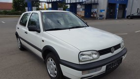 Vw golf gas 47.000km new inspection in Hohenfels, Germany