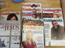 Several issues of Guide Posts in Sugar Grove, Illinois
