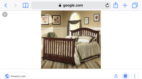 Full bed frame&matress in Yucca Valley, California