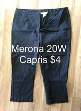 Merona plus size capris in Camp Lejeune, North Carolina