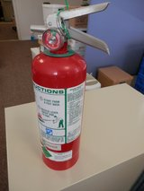 Fire Extinguisher - 5 LB American LaFrance Halon in Lockport, Illinois