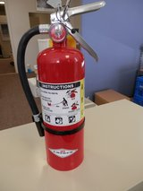 Amerex 5 LB Dry Chemical Fire Extinguisher in New Lenox, Illinois