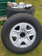 Wheels with Tires in Pleasant View, Tennessee