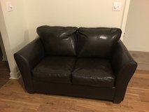 Leather Couch in Camp Lejeune, North Carolina