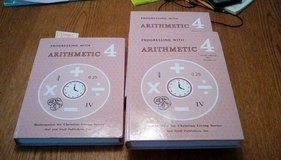 Rod & Staff Grade 4 Arithmetic Textbook set in Fort Leonard Wood, Missouri