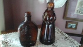 Vintage 1970's Aunt  Jemima ( sold)  -Log Cabin Syrup Bottles-3 available in Westmont, Illinois