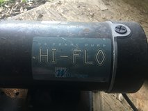 Hiflo Water pump 1.5hp in St. Charles, Illinois
