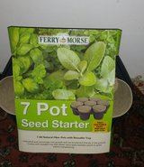 7 Pot Seed Starter in Camp Lejeune, North Carolina