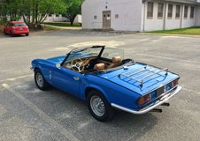 1977 Triumph Spitfire 1500 in Fort Belvoir, Virginia