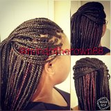 Braids twists crochet in St. Louis, Missouri