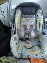 Baby carseat and stroller in Fort Leonard Wood, Missouri