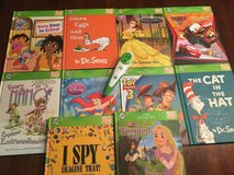 TAG Leapfrog Books and reader in Aurora, Illinois
