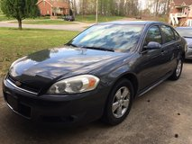 2011 Chevrolet Impala LT Flexfule in Fort Campbell, Kentucky