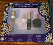 Elizabeth Taylor perfume set in Fort Riley, Kansas
