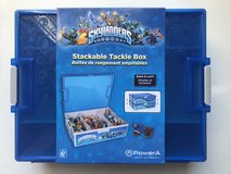 NWT Official Skylanders Stackable Tackle Box Carry Display Storage Figure Case in Cleveland, Texas