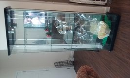 Glass Display Cabinet in Fort Rucker, Alabama