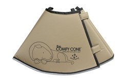 Comfy Cone The Original, Soft Pet Recovery Collar with Removable Stays-XL in Chicago, Illinois
