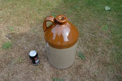 Large antique 2 Gallon Stoneware Flagon no chips in Lakenheath, UK