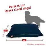 Majestic Pet 35x46 Navy Pet Dog Bed-Large in Glendale Heights, Illinois