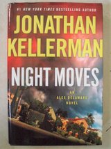 Night Moves by Jonathan Kellerman in Stuttgart, GE