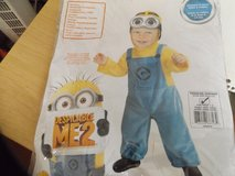 Minion Dave costume in Ramstein, Germany