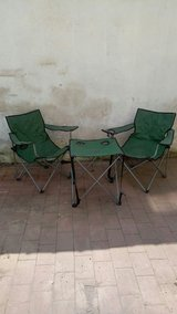 camping furnitures/ chair/ table/ camping in Ramstein, Germany