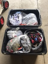 HUGE LOT OF 258 PIECES OF BOYS 4T CLOTHES in Schaumburg, Illinois