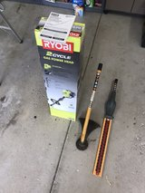 2 PIECE RYOBI EXPAND IT LANDSCAPING EQUIPMENT in Schaumburg, Illinois
