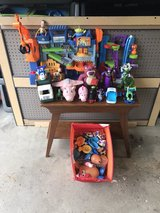 HUGE LOT OF TOY STORY TOYS in Palatine, Illinois
