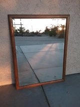 mirror in Yucca Valley, California