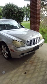 2003 Mercedes C240 for sale or trade for jeep grand cherokee in Jacksonville, Florida