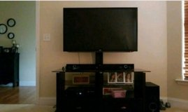 """49"""" LG 3D Smart Tv 1080p plus entertainment stand in Beaufort, South Carolina"""