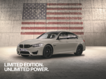 THE NEW BMW M3 EDITION VELOCITY in Aviano, IT