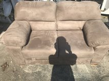 Couch & Love seat 2 in Camp Lejeune, North Carolina