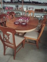 Table & 6 chairs in DeRidder, Louisiana