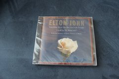 1997 Elton John CD - Candle in the Wind (Sealed - Never Opened) in Spring, Texas