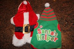 Doggie Christmas Outfits - Size Small - Brand New in Spring, Texas