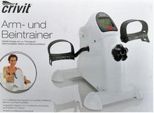 Arm- und Beintrainer CRIVIT Bewegungstrainer Bike Minibike Trainer Sport in Stuttgart, GE