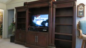3 Piece Entertainment unit in The Woodlands, Texas
