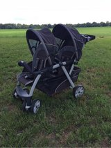 Chicco Double Stroller in Byron, Georgia