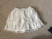 Girls Abercrombie lace skirt 16 in Plainfield, Illinois