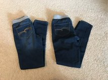 Girl's Justice jeans 14 in Plainfield, Illinois