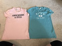 Women's Abercrombie T-shirt's Small in Plainfield, Illinois