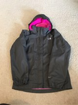 Girl's North face jacket 14/16 in Plainfield, Illinois