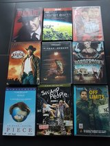 9 DVDs shows and movies in Ramstein, Germany
